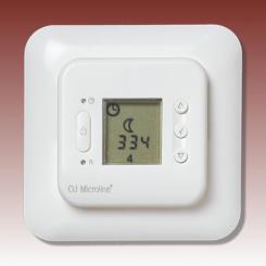 Vloerverwarmings thermostaat OCD2