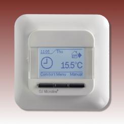 Vloerverwarmings thermostaat OCD4