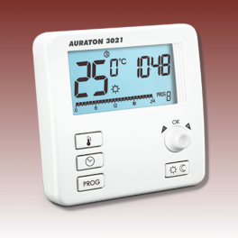 Klok thermostaat 868 MHz
