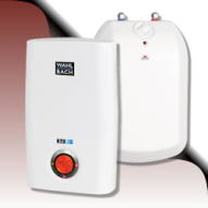 Boilers & Doorstroom verwarmers
